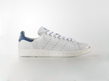 Adidas Stan Smith boost синие 1