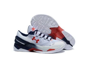 Under Armour Curry 2 Low USA4