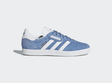 adidas gazelle синий