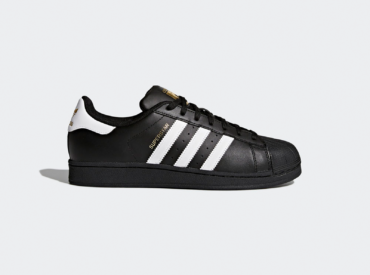 adidas superstar balck