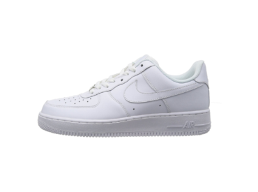 nike air force 1 low белые1