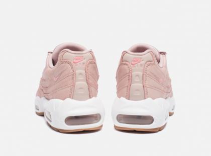 Розовые Nike Air Max 95