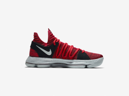 Nike Zoom KD 10 'UNIVERSITY RED'
