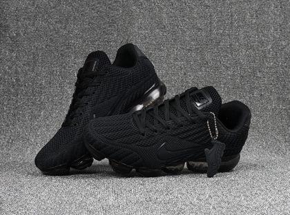 Черные Nike Air Vapormax