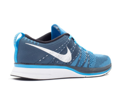 Nike Flyknit Trainer Squadron Blue/White/Blue