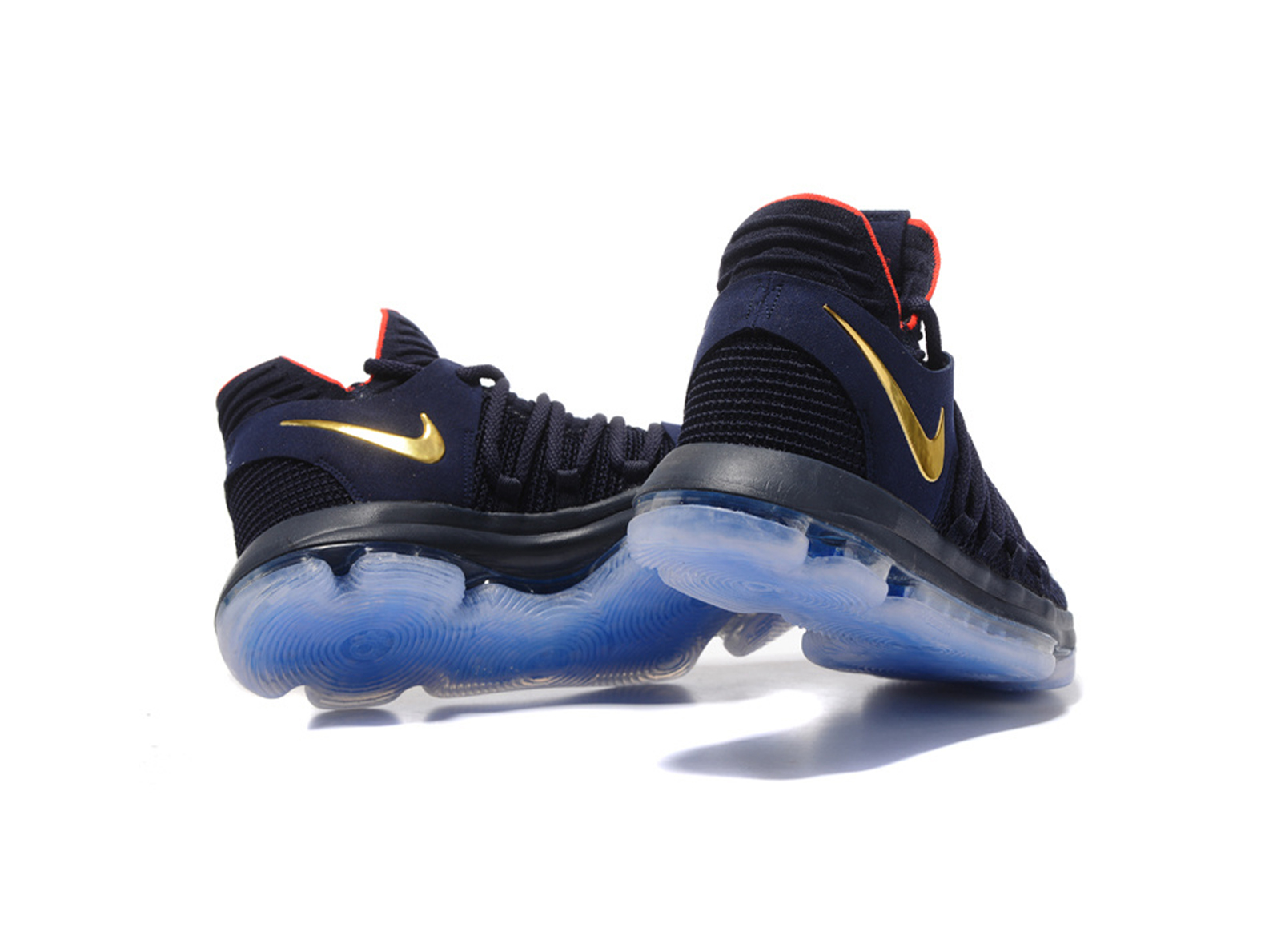 official photos 9a4ba 1bb5d Nike KD 10 Nike Kevin Durant 10 Navy Blue - магазин Степшоп