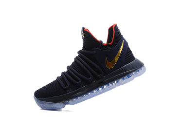 Nike KD 10 Nike Kevin Durant 10 Navy Blue_2