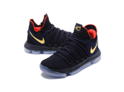 Nike KD 10 Nike Kevin Durant 10 Navy Blue