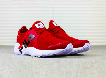 Fila Mind Zero Red White