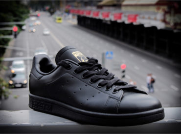 Adidas Stan Smith Black
