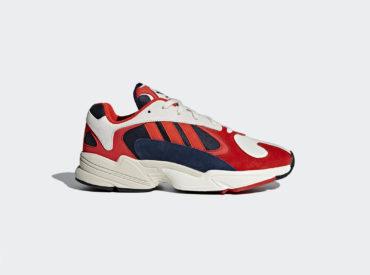Adidas Yung 1 Red White