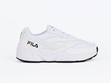 Fila Venom Low 94 — Triple White