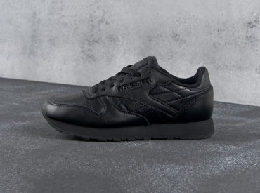 REEBOK CL RUNNER BLACK_2
