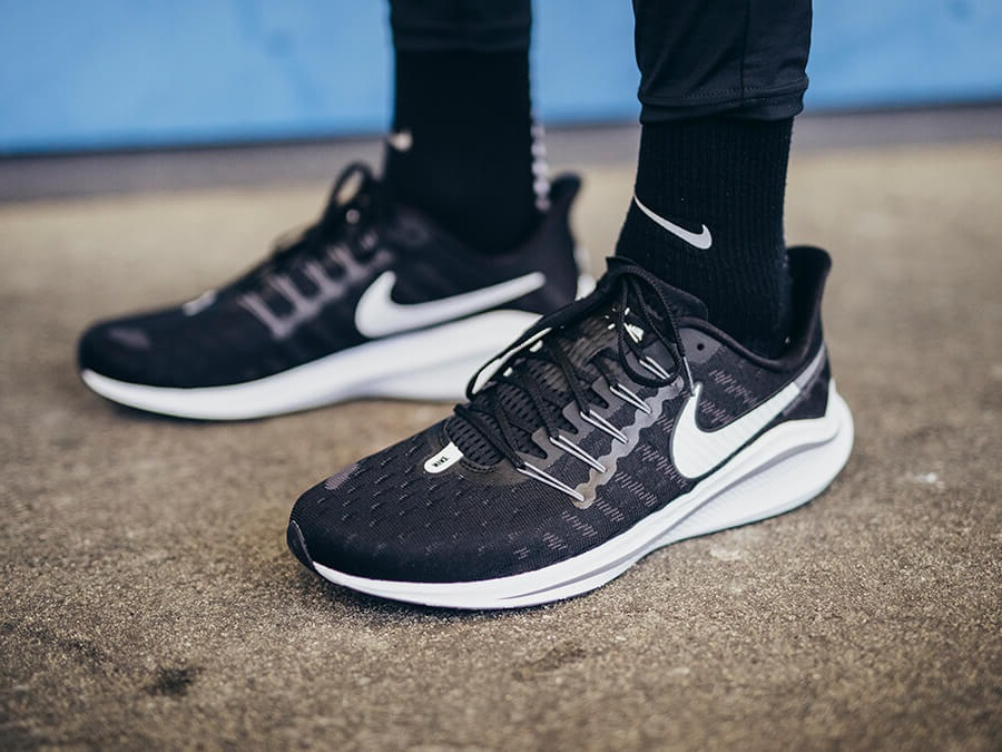 Тестируем NIKE AIR ZOOM VOMERO 14