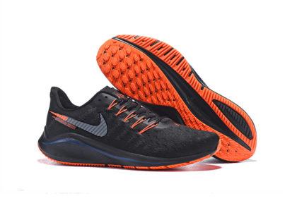 Nike Air Zoom Vomero 14 Black Grey Orange