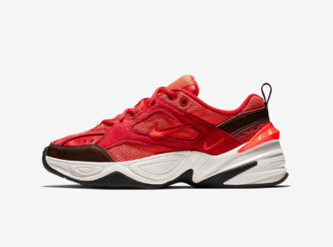 NIKE M2K TEKNO 'RED SUEDE'_2