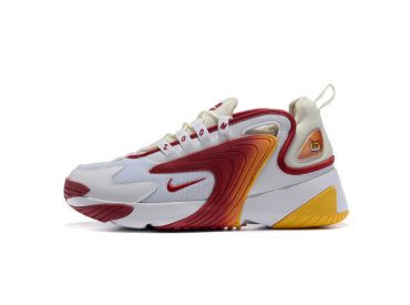 Nike Zoom 2K White red yellow_3