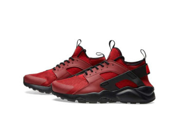 nike air huarache run ultra burgundy_1